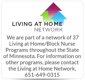 Living At Home Network 651 649 0315